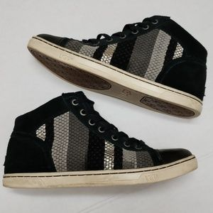 UGG taylah wool lined woven sneakers